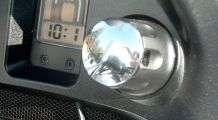BMW R1200RT (2005-2013) Chrome cap III