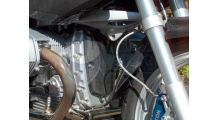BMW R1200ST Alternator cover