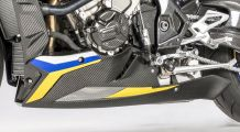BMW S1000R Carbon Bellypan