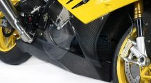 BMW S1000RR Bellypan Racing