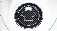 BMW R1200RT (2005-2013) Petrol Cap Pad, 3D Carbon Look
