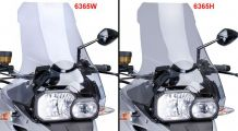 Touring windshield F700GS for BMW F650GS (08-), F700GS & F800GS