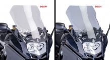 BMW F800S, F800ST & F800GT Touring windshield F800GT