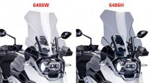 BMW R 1200 GS, LC (2013-) & R 1200 GS Adventure, LC (2014-) Touring windshield R1200GS & Adventure LC