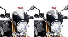 BMW R nine T Sport windshield