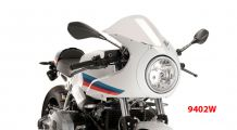 BMW R nine T Racing Screen