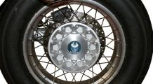 BMW R850GS, R1100GS, R1150GS & Adventure Rear Wheel Hub Cap