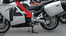 BMW K1300GT Frame cover