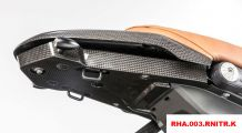 BMW R nine T Rear undertray (without number plate holder)
