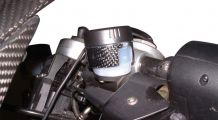 BMW K1200S Reservoir Cover Kit