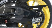 BMW S1000R Swingarm Cover left and right