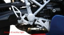 BMW R1200GS, R1200GS Adventure & HP2 Swing arm pivot cover