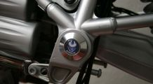 BMW R850C, R1200C Swingarm Pivot Cover