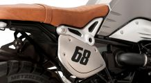 BMW R nine T Retro Infill Panels