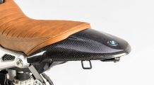 BMW R nine T Seat cover for single seat