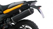 BMW F650GS (08-), F700GS & F800GS AC Schnitzer STEALTH Exhaust