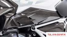 BMW R 1250 GS & R 1250 GS Adventure Carbon Lower Tank Panel