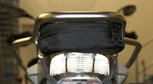 BMW R 1200 GS, LC (2013-) & R 1200 GS Adventure, LC (2014-) Auxiliary bag below the luggage rack