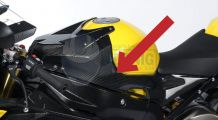 BMW S1000RR Tank Side Panels