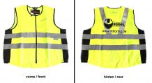 BMW elderly model since 1969 Reflective vest