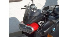 BMW K1200R & K1200R Sport Windscreen base