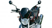 BMW R1200R & RnineT Windscreen