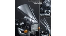 BMW R850GS, R1100GS, R1150GS & Adventure Windscreen R1100GS