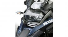 BMW R 1200 GS, LC (2013-) & R 1200 GS Adventure, LC (2014-) Polycarbonate LED Headlight Guard