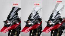 BMW R 1200 GS, LC (2013-) & R 1200 GS Adventure, LC (2014-) ZTechnik Windscreen