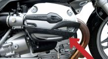 BMW R1200GS, R1200GS Adventure & HP2 Cylinder protectors coated