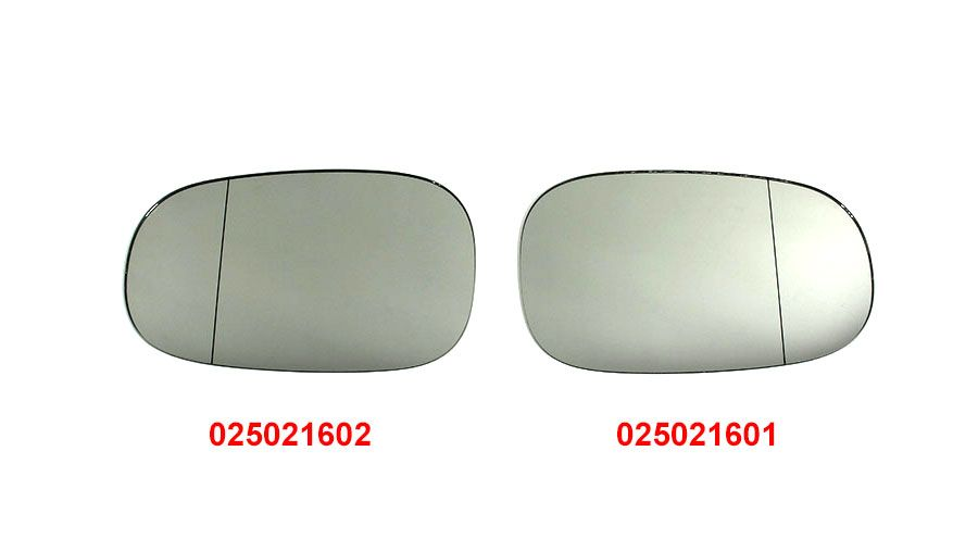 BMW R1100S Blind Angle Mirror Glasses