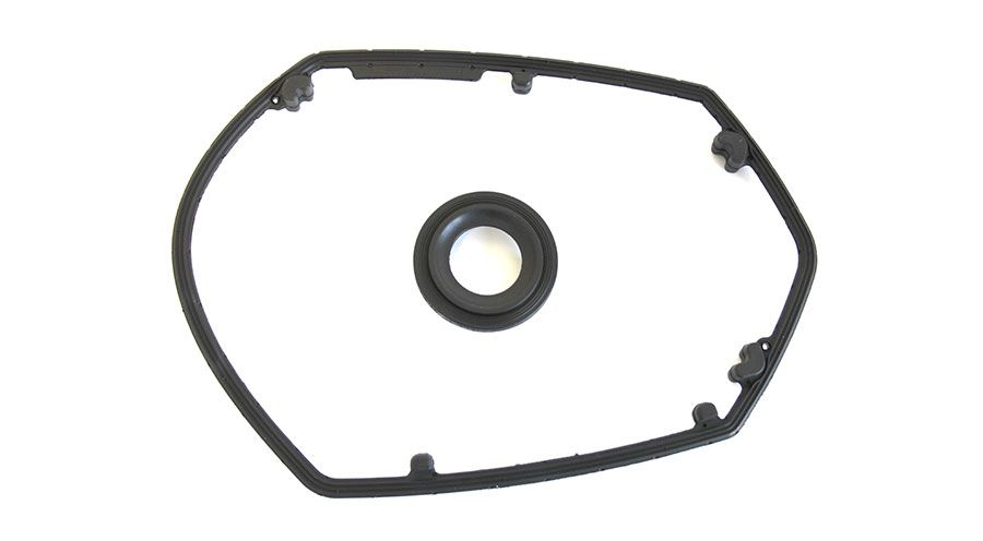 BMW R1200GS, R1200GS Adventure & HP2 Gasket kit for valve cover DOHC