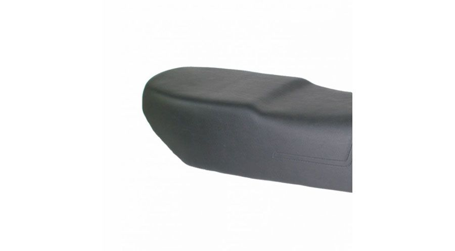 BMW R 100 Model Cover black for double seat BASIC