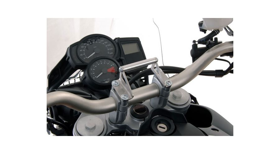 gps mounting for bmw f650gs 08 f700gs f800gs. Black Bedroom Furniture Sets. Home Design Ideas