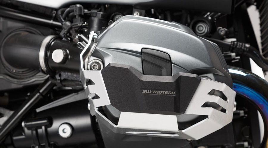BMW R1200GS, R1200GS Adventure & HP2 Cylinder Protection