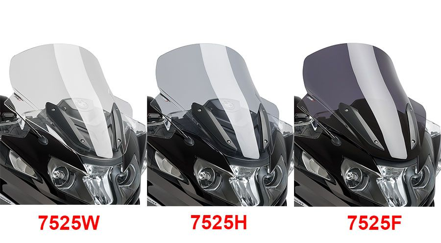touring screen for bmw r 1200 rt lc 2014 bmw motorcycle accessory hornig. Black Bedroom Furniture Sets. Home Design Ideas
