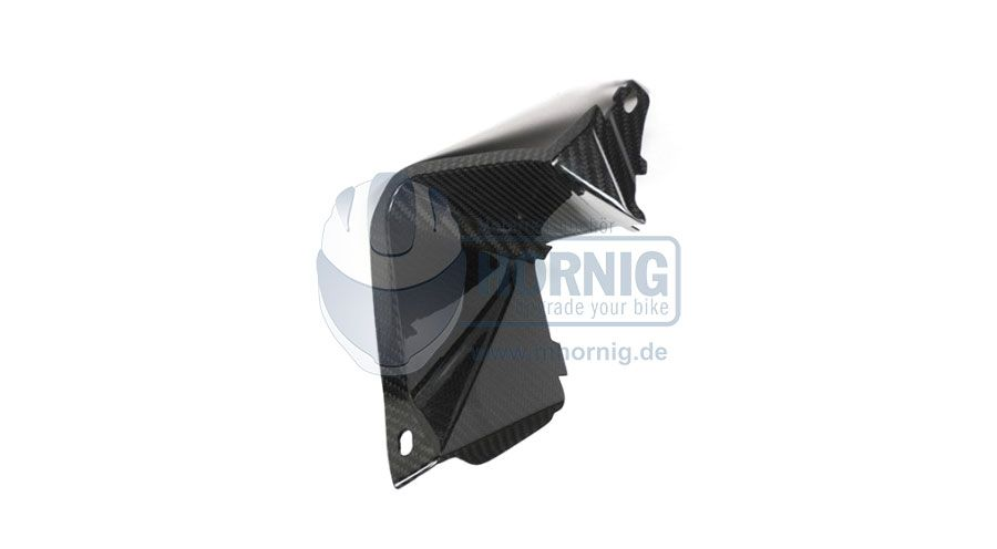 BMW S 1000 XR Carbon Wind Protector right side of instruments