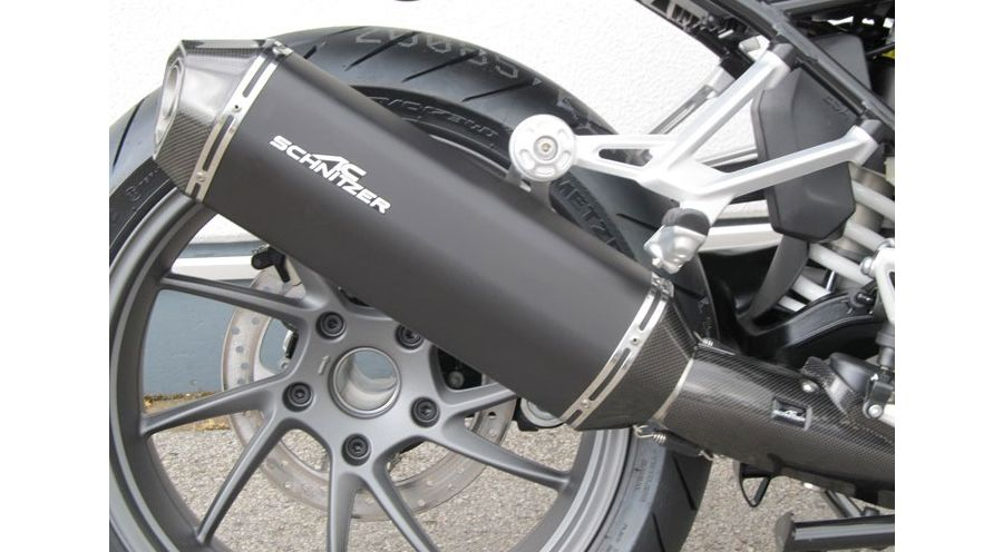Ac Schnitzer Stealth Exhaust For Bmw R1200rs Lc 2015 08