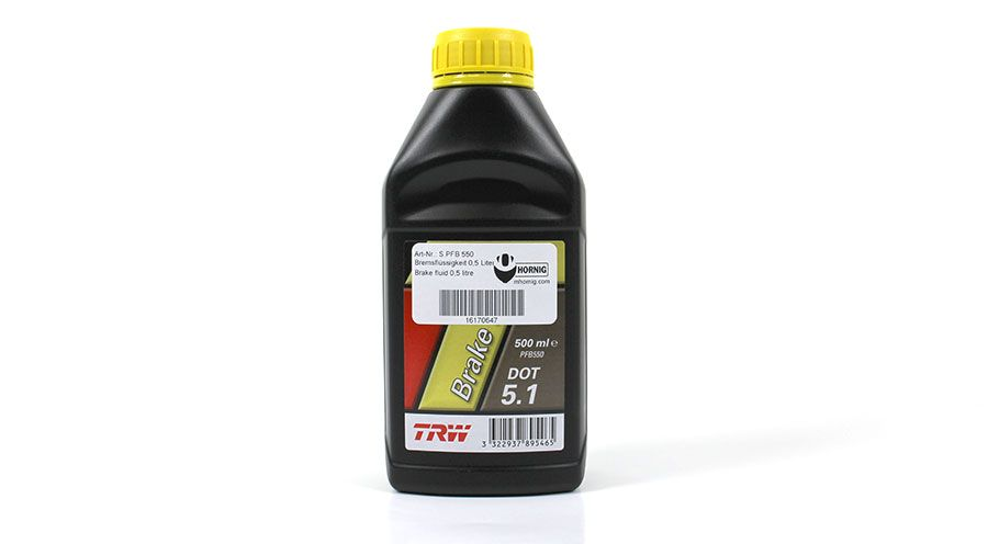 BMW S 1000 XR Brake fluid
