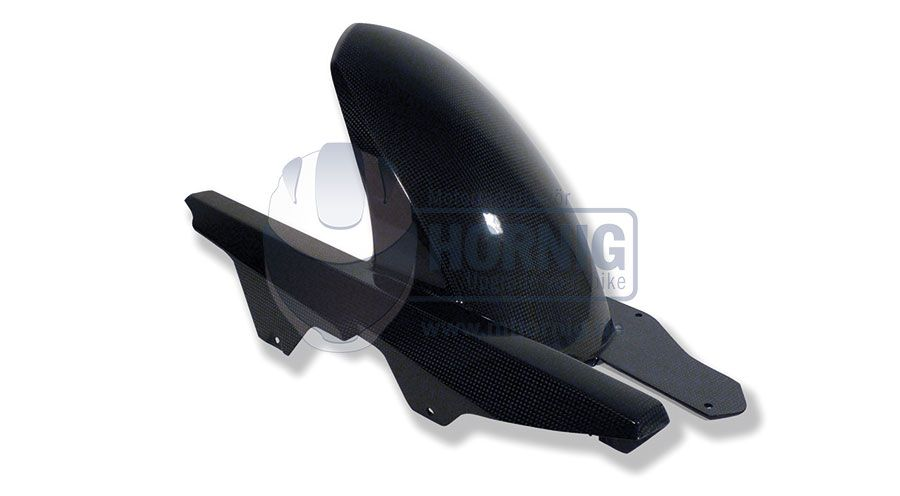 BMW F650GS (08-), F700GS & F800GS Carbon Rear mudguard