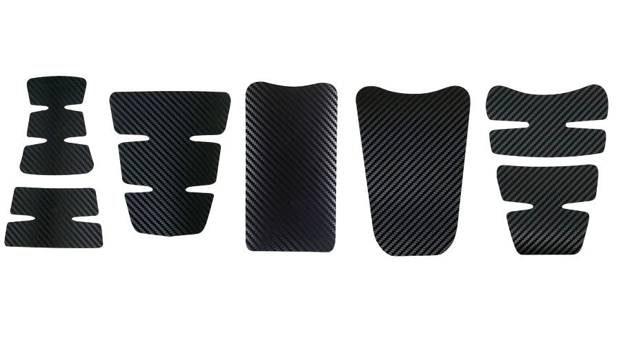 BMW R1200RT (2005-2013) Carbon Fiber Tankpad