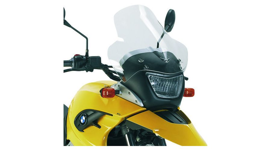 BMW F 650, CS, GS, ST, Dakar Windscreen
