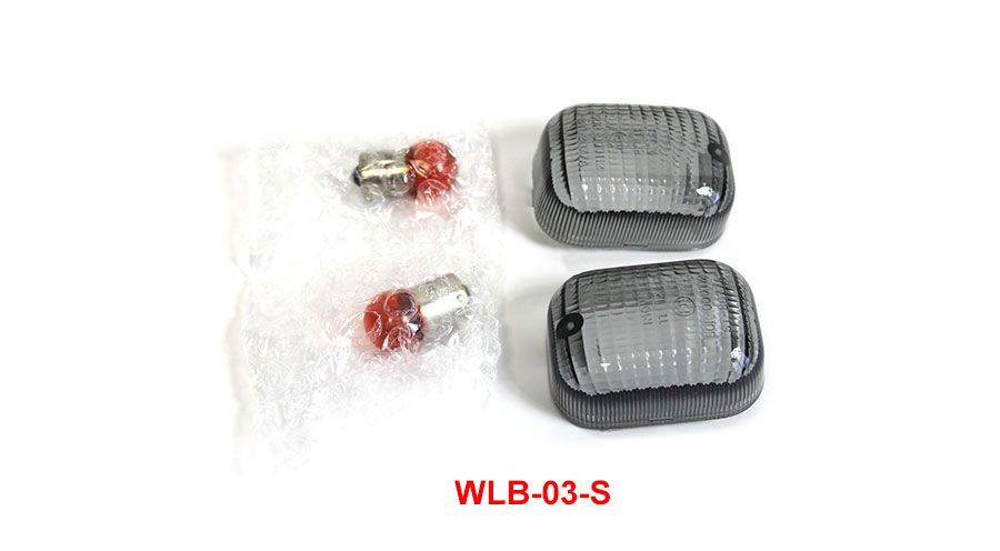 BMW F 650, CS, GS, ST, Dakar Clear indicator lenses