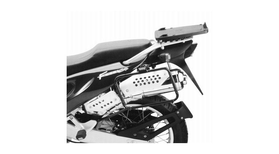 G 650 GS Side case mounting