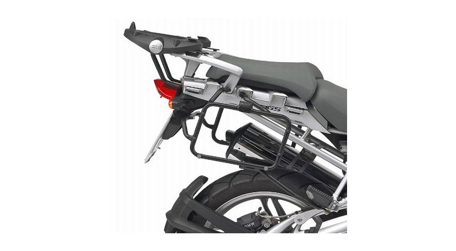 BMW R1200GS, R1200GS Adventure & HP2 Side case mounting