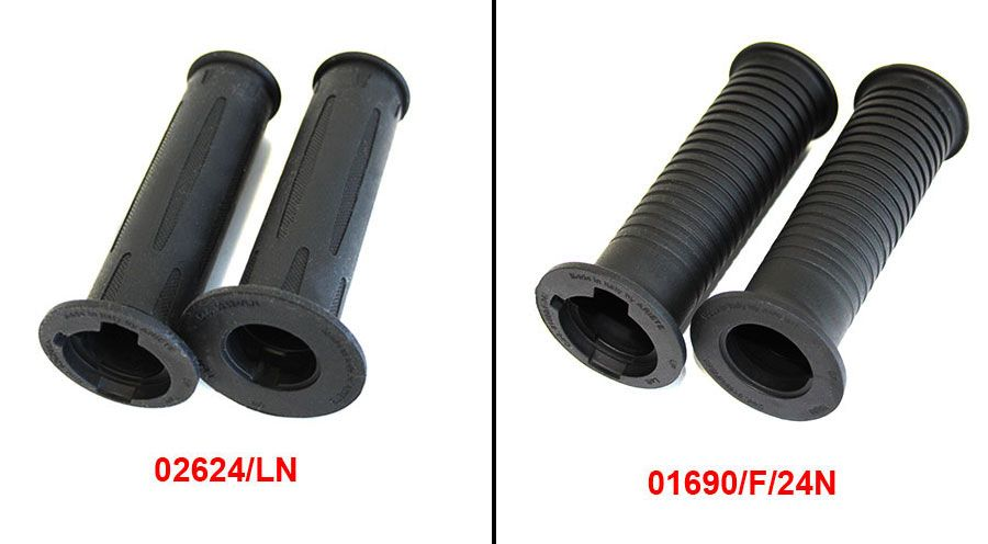 BMW K 1600 B Rubber Grips for Multi Controller