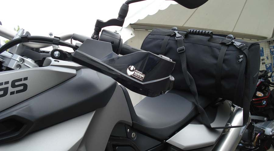 BMW F650GS (08-), F700GS & F800GS Hand Protectors