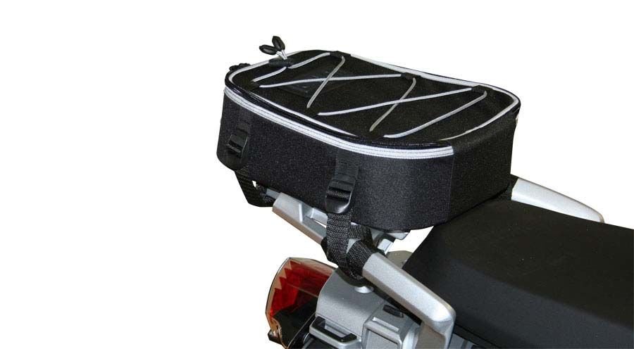 BMW F800R Tail-, Rear Seat Bag