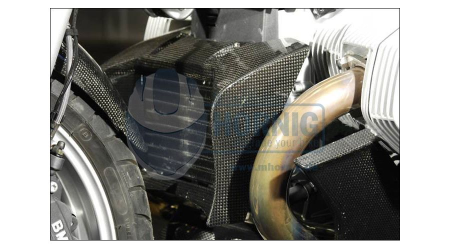 BMW R1200R (2005-2014) Oil Cooler Cover