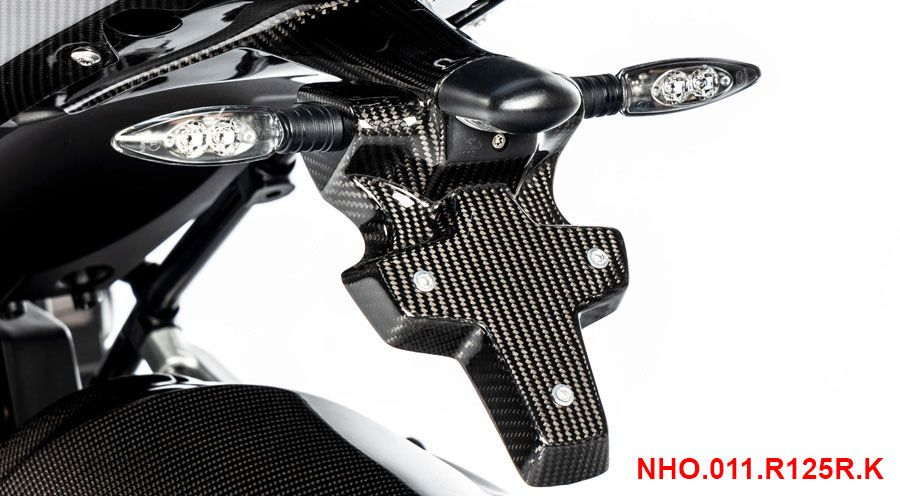 BMW R 1250 R Numberplate Holder